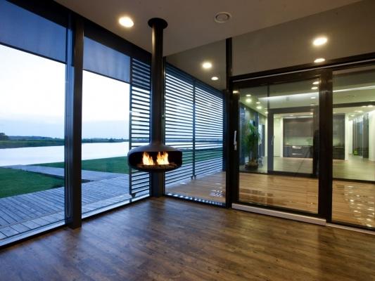 Vinilinė grindų danga namuose