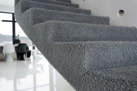 Kiliminė danga laiptams